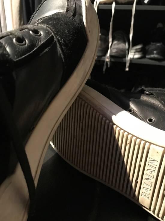 Balmain backzip sneakers Size US 10.5 / EU 43-44 - 8