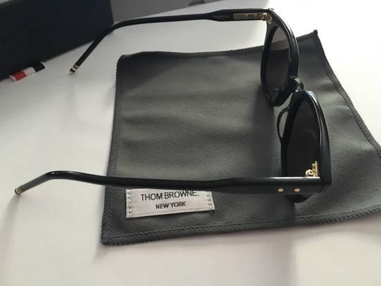 Thom Browne TB-405-A-T Black w/Deep Grey AR lens Size ONE SIZE - 3