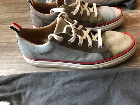 Thom Browne Multi Color Calf Leather Sneaker Size US 8 / EU 41 - 2