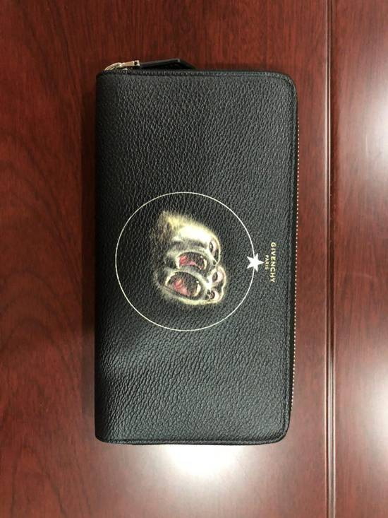 Givenchy Givenchy Monkey Brothers Long Zipped Wallet Size ONE SIZE - 1