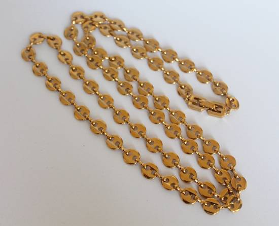 Givenchy Gold Plated Gucci-Link Chain Size ONE SIZE