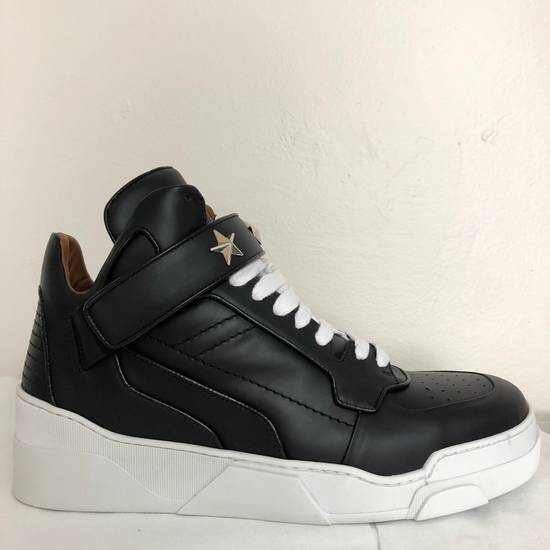 Givenchy Tyson Hi Top Sneakers Black NIB Size US 8 / EU 41
