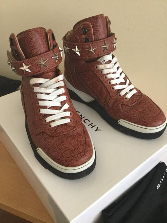 Givenchy Givenchy Tyson Orange Basketball High Top - 39 Size US 7.5 / EU 40-41