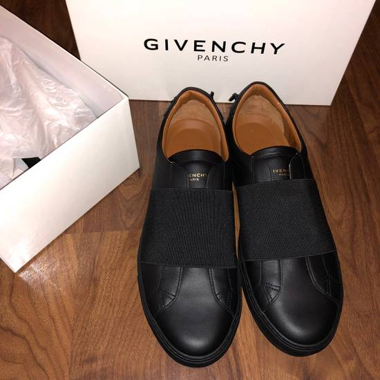 Givenchy new! black band sneakers Size US 9 / EU 42