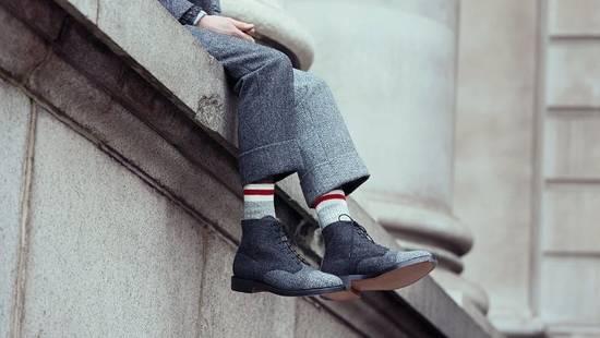 Thom Browne Thom Browne Tweed Derby Shoes Size US 10.5 / EU 43-44