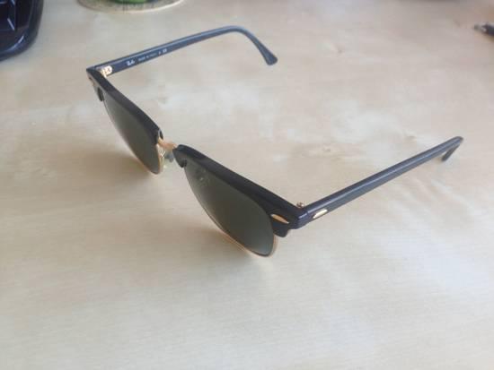 1c63a1e0e35 RayBan Clubmaster Black Size one size - Sunglasses for Sale - Grailed