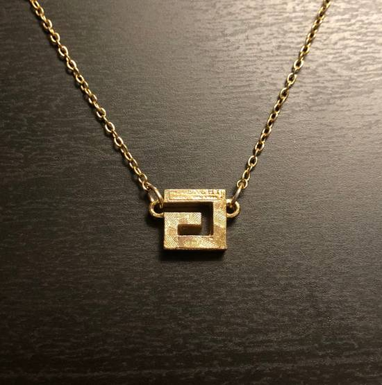 """Givenchy ❗️FLASH SALE❗️Iced Out """"G"""" Chain Size ONE SIZE - 2"""