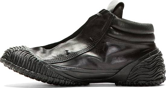 "Julius Leather ""Wave Tread"" Sneaker Size US 6.5 / EU 39-40 - 11"
