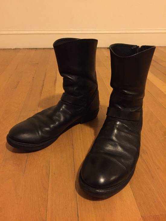 Julius BELTED LEATHER BOOT Size US 10 / EU 43 - 4