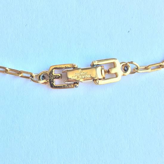Givenchy Gold Logo Necklace Size ONE SIZE - 3