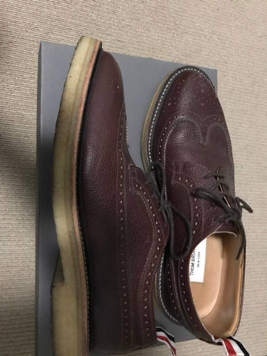 Thom Browne Long Wing Brogues Size US 9 / EU 42 - 1