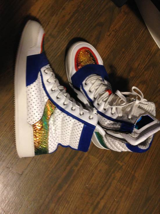 Balmain High Top sneakers Size US 12 / EU 45 - 3