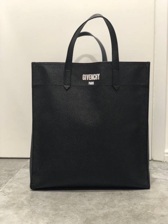Givenchy Leather CI-Tote Bag Size ONE SIZE
