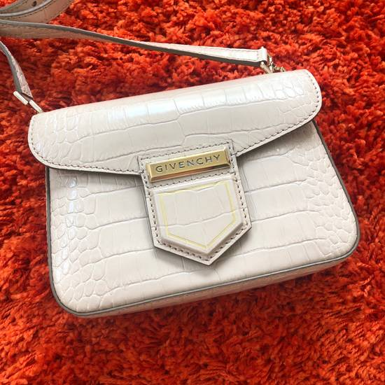 Givenchy Nobile Croco Bag Size ONE SIZE