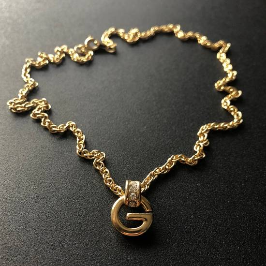 """Givenchy Iced Out """"G"""" Chain Size ONE SIZE - 1"""