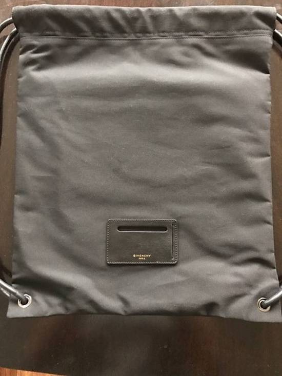 Givenchy Stars Drawstring Backpack Size ONE SIZE - 7