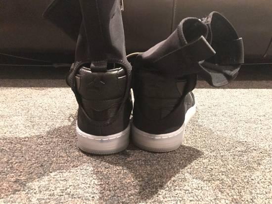 Nike AF1 Downtown Hi SP Black/black-medium olive Size US 9.5 / EU 42-43 - 4