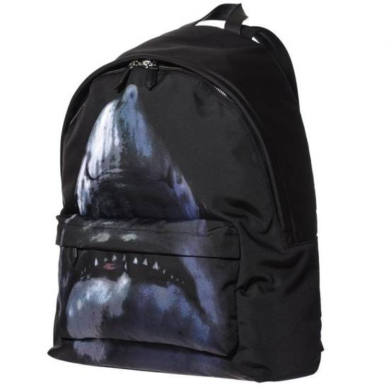 Givenchy Shark Print Backpack Size ONE SIZE - 2