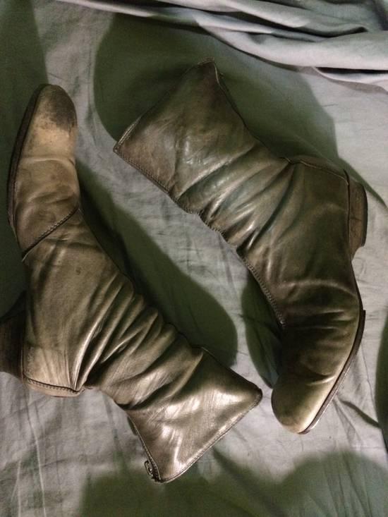 Julius FW 07 Backzip boot Size US 10 / EU 43