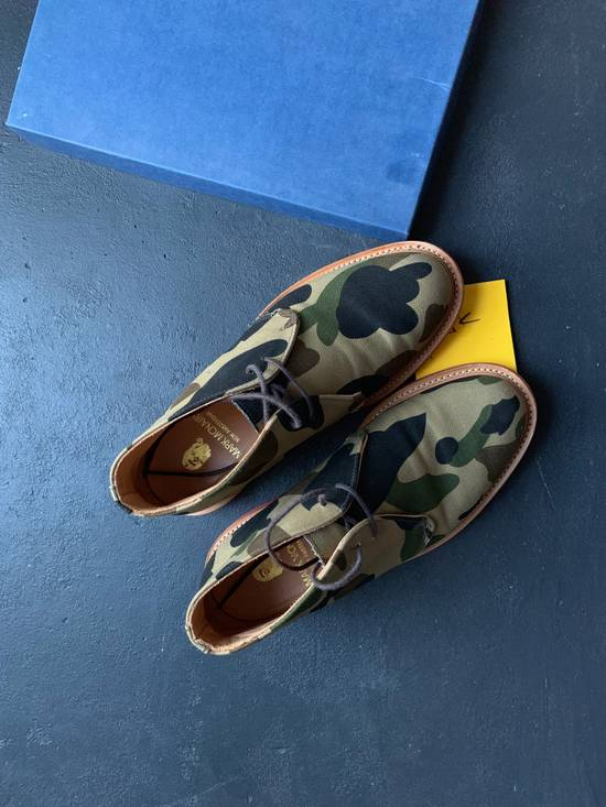 Mark Mcnairy New Amsterdam Mark McNairy x A Bathing Ape Forest Green Camo Chukka Boot Size US 8.5 / EU 41-42 - 7