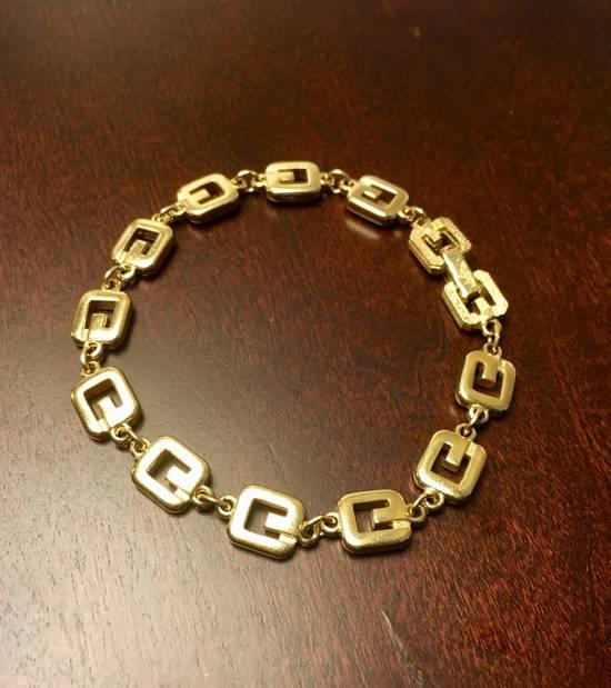 """Givenchy """"G"""" Chain Bracelet Size ONE SIZE"""