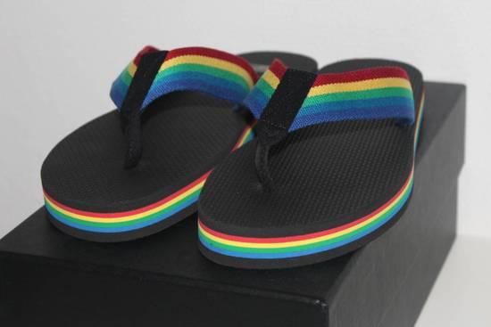 Saint Laurent Paris Rainbow Sandals sz 45 - Brand new Size US 12 / EU 45 - 1
