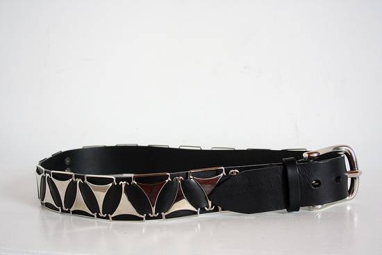 Balmain Decarnin SS11 Metal belt xx Size 28 - 1