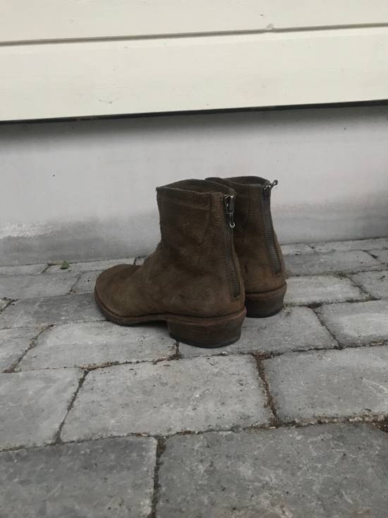 Julius Engineer/Backzip Boots (Size 2) Size US 9.5 / EU 42-43