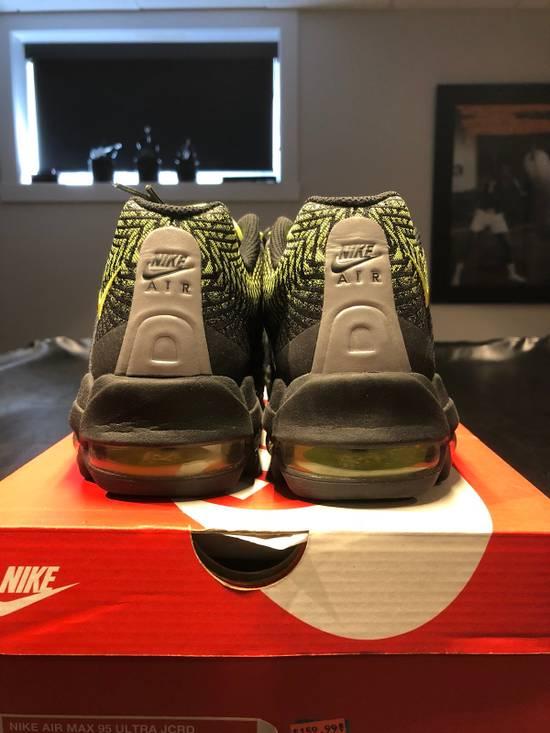 huge discount ade0d 3e5fe ... Nike Air Max 95 Ultra JCRD Black Volt Grey Size US 9   EU ...