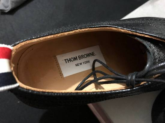 Thom Browne thom browne classic longwing with crepe sole in pebble size 7US Size US 7 / EU 40 - 6