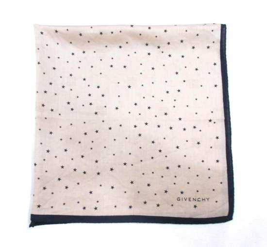 Givenchy Givenchy Paris Polka Dot Brown Pocket Squared Scarf/ Scarves/ Handkerchiefs Size ONE SIZE - 5