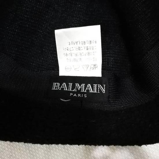 Balmain Balmain Paris Wool Hats Size ONE SIZE - 3