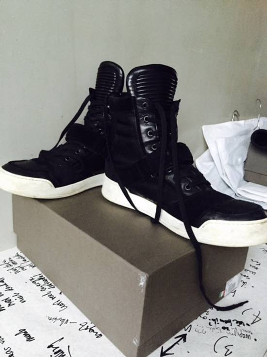 Balmain backzip sneakers Size US 10.5 / EU 43-44 - 1