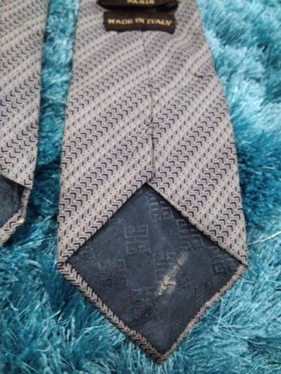 Givenchy givenchy tie silk accessories Size ONE SIZE - 2
