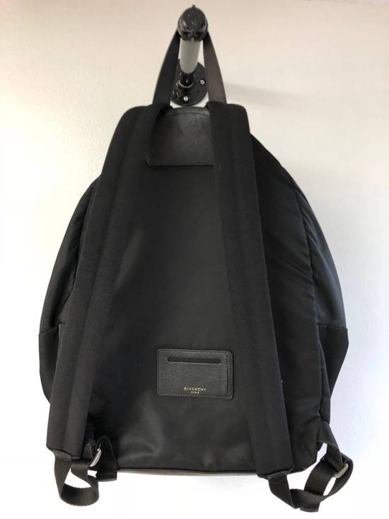 Givenchy Monkey Brothers Men's Nylon Backpack, Black Size ONE SIZE - 1