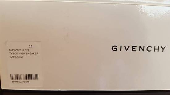 Givenchy Tyson High Sneakers Size US 8 / EU 41 - 7