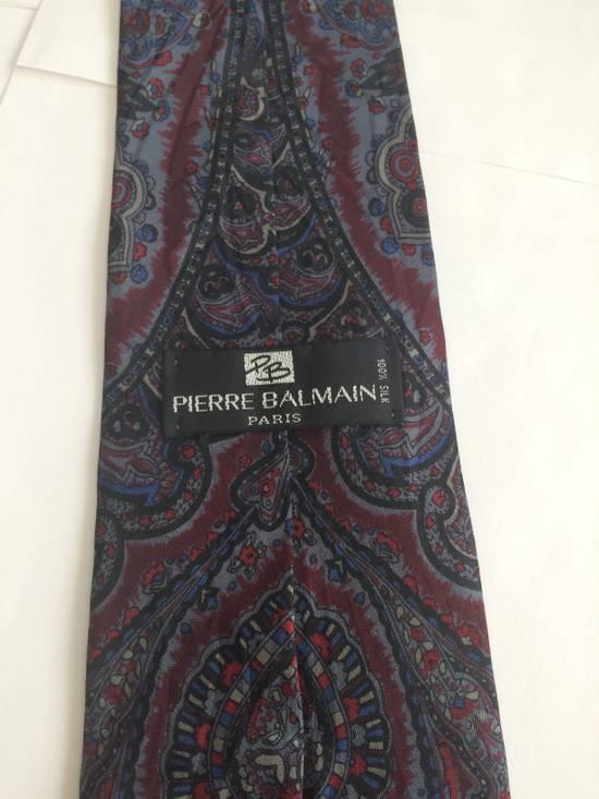 Balmain Pierre Balmain Men's Tie Size ONE SIZE - 2