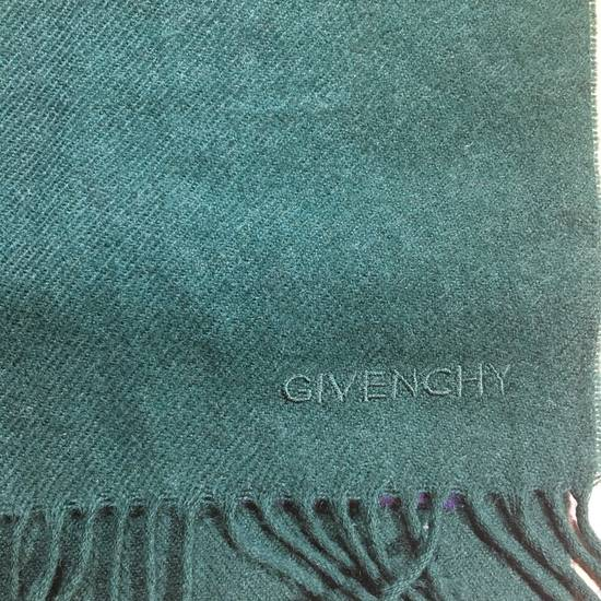 Givenchy Vintage Givenchy Pure New Wool Forest Green Scarf - Read Description Size ONE SIZE