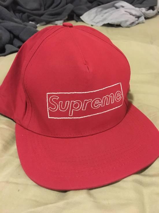 Supreme Supreme x Kaws Box Logo SnapBack Size ONE SIZE