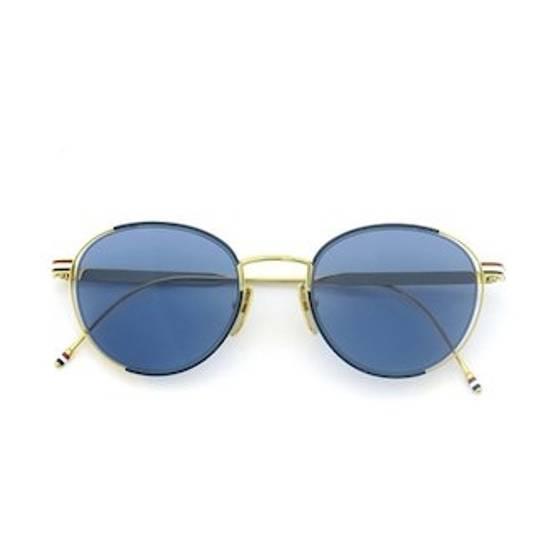 Thom Browne Thom Browne TB-106 18k GOLD Sunglasses Size ONE SIZE - 3