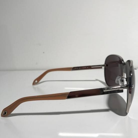 Givenchy Givenchy Silver Unisex Aviator Sunglasses NIB Size ONE SIZE - 2