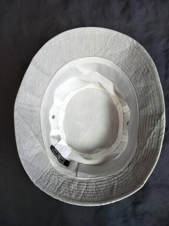 Balmain Athentic Classic Ivoire De Balmain Bucket Hat / Luxury French Designer Monogram Spellout / Good Condition / Small Size Size ONE SIZE - 4