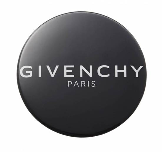 Givenchy [ FINAL BUMP ] Givenchy Logo Pin Badge Brooch Japan Limted Black Metal Size ONE SIZE