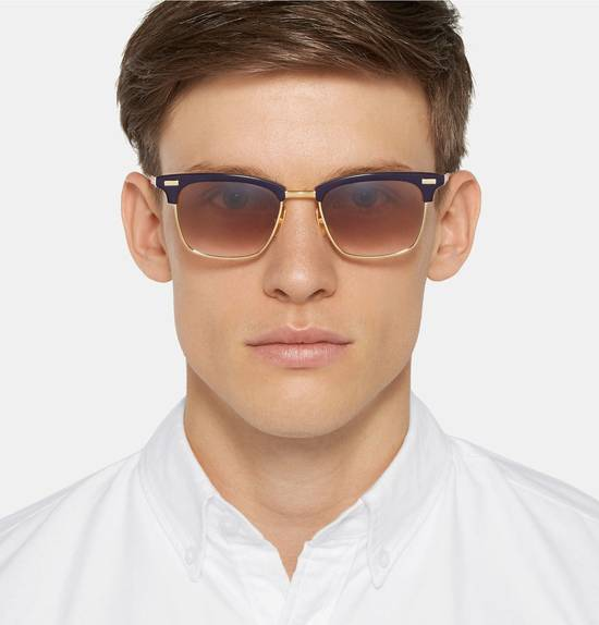 Thom Browne D-Frame Sunglasses TB 711 Size ONE SIZE - 2