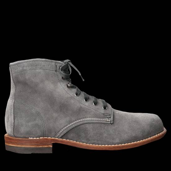 72d6dbed122 1000 MILE BOOT IN GREY SUEDE
