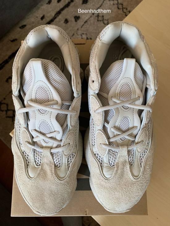 Adidas yeezy 500 blush sz 11 supreme bogo
