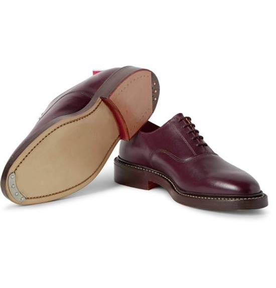 Thom Browne Oxford Leather Shoe $1150 Size US 8 / EU 41 - 2