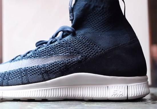 najlepsza moda 50% zniżki różne wzornictwo Nike Free Mercurial Superfly HTM Obsidian