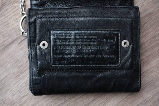 Julius black leather 3 fold wallet Size ONE SIZE - 3