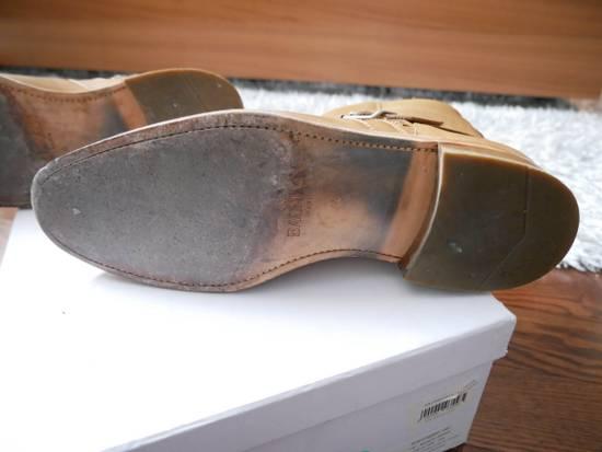 Balmain Balmain Steel Toe Boots Sz 44 (US 11) Size US 11 / EU 44 - 5